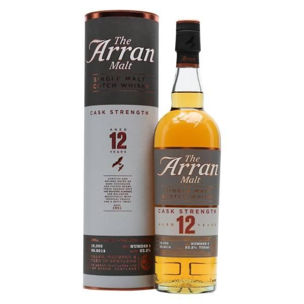 Arran-12-Years-Cask-Strenght