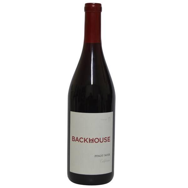 Backhouse Pinot Noir