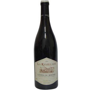 Côtes du Rhône Rouge La Ramillade
