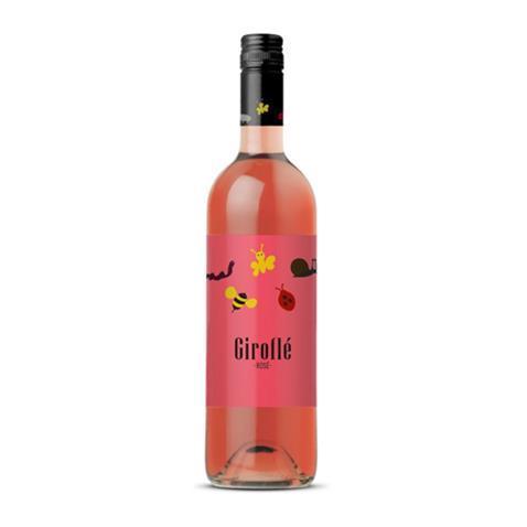 Giroflé Rosé