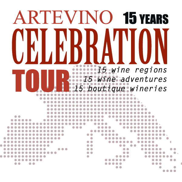 Artevino 15 years celebration tour