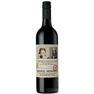 Barrel Monkeys Shiraz