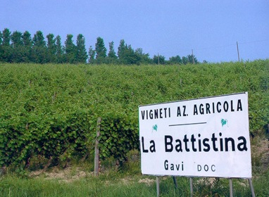 La Battistina winery