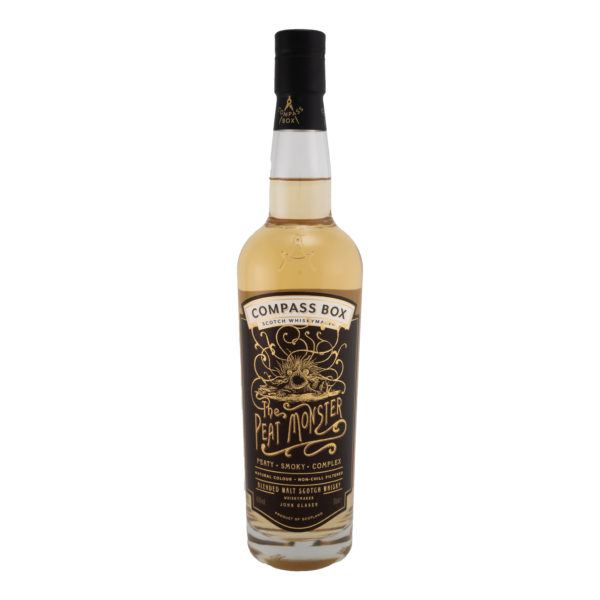 Peat monster compass box